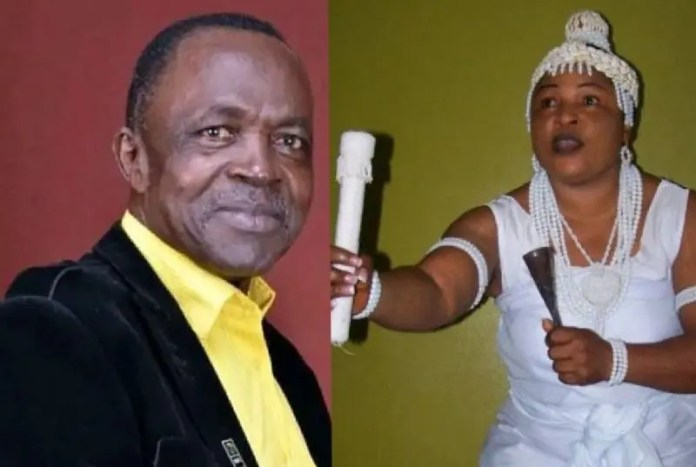 Bizarre: Brother of late Nollywood star Orisabunmi dies hours after her death