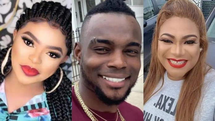 Bobrisky leaks identity of man who caused his beef with Nkechi Blessing