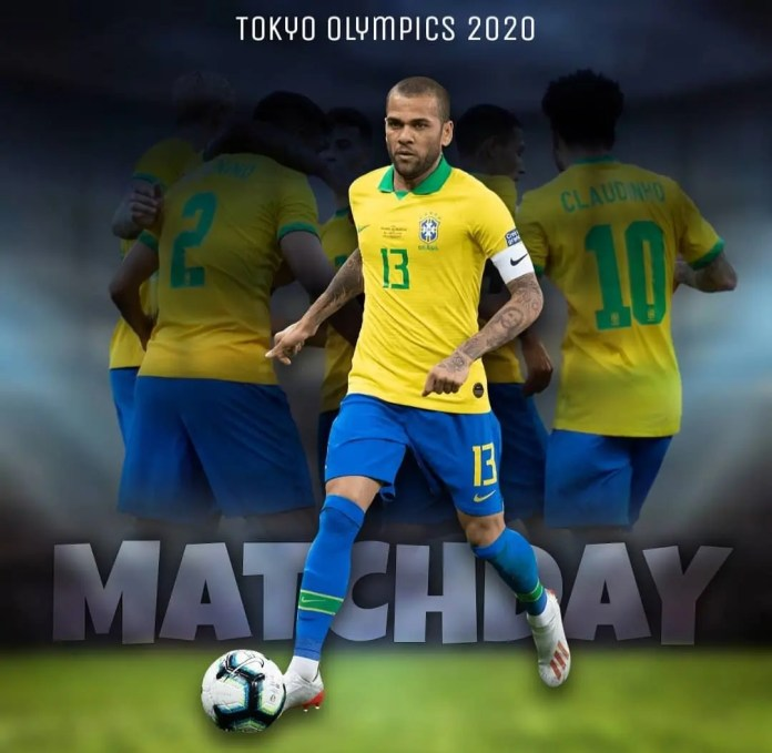 Tokyo Olympics: Brazil, Japan, Mexico and Spain in semi-finals