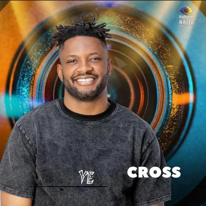 Watch: Cross cries uncontrollably after Nini told him that his brain is the tiniest thing on his body