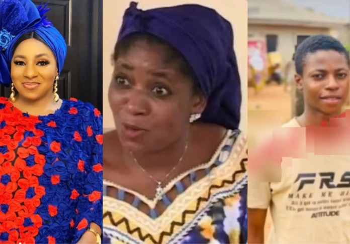 Mide Martins speaks on abandoning mother's grave for 20 years