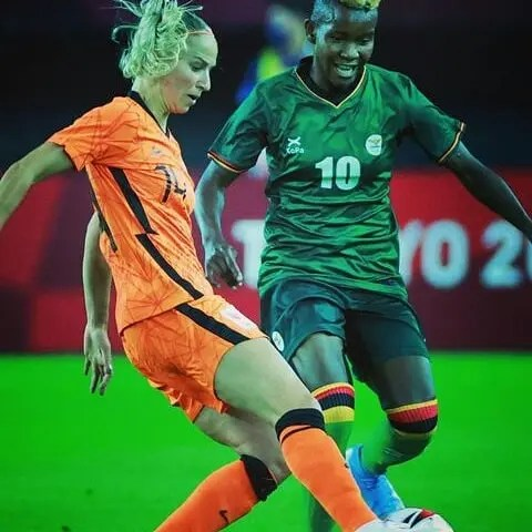 Zambia's Shepolopolo thumped 10 – 3 by Netherlands