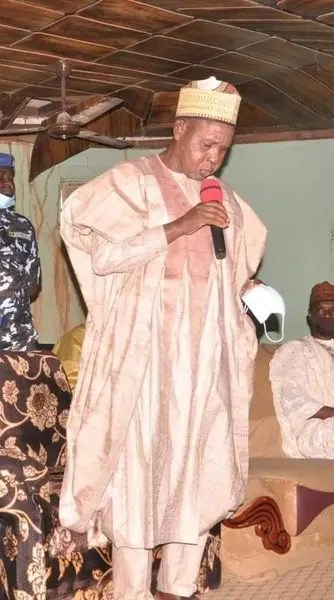 Masari tells support group: Promote APC first before campaigning for Osinbajo