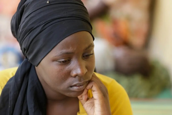 Chibok schoolgirl reunited with family after being abducted by Boko Haram for 7 years