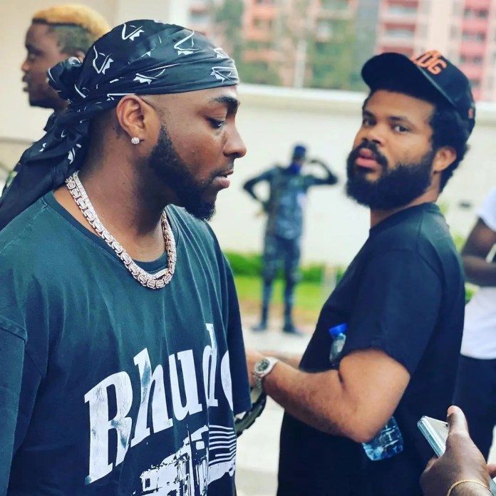 Dremo to Nigerian youth: Take it easy on hard drug please