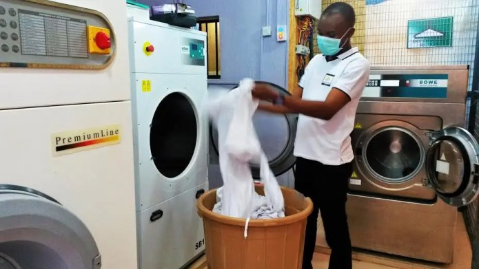 Laundry Man Wanted – Apply Here