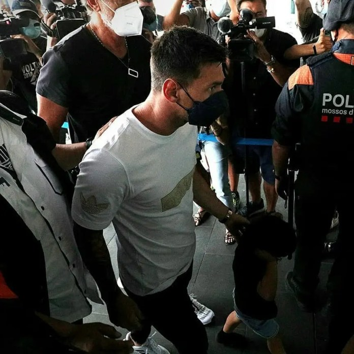Messi reaches agreement on move to PSG