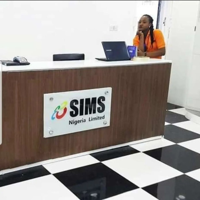 Job openings at SIMS Nigeria Limited – Apply Here
