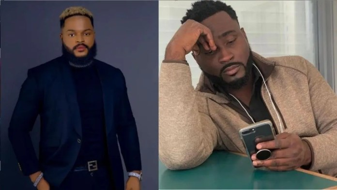 BBNaija 2021 Pere's handler reacts: His actions were uncalled for but he didn't bully Whitemoney