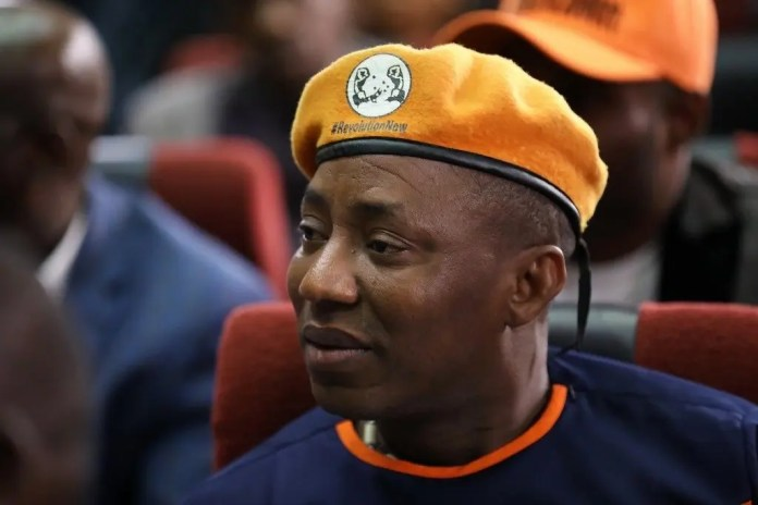 Sowore's younger brother shot dead by suspected herdsmen