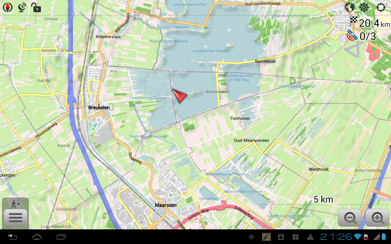 OsmAnd     Maps and Navigation 2 8 2 APK Download Introduces New     Travelling