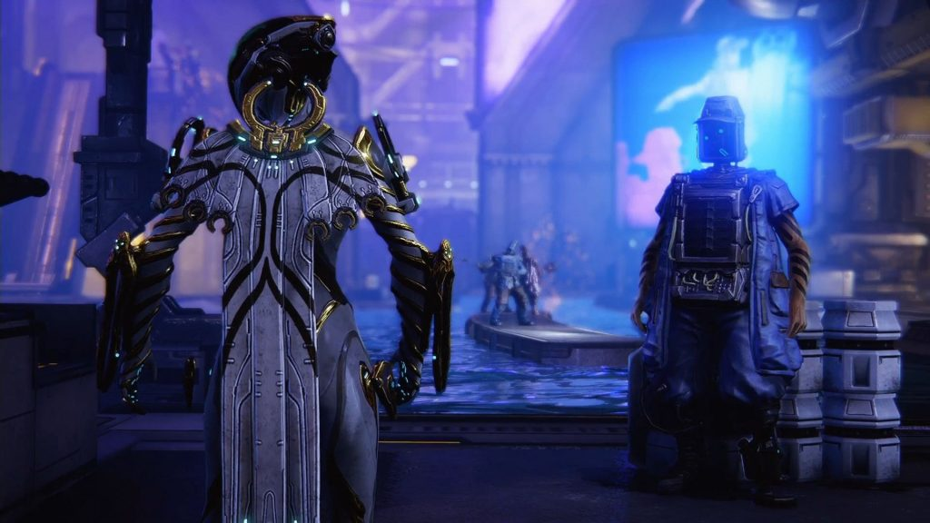 Warframe Is On Its Way To The Nintendo Switch News4C