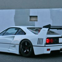 Video: Customized Ferrari  F40... Hot or Not ?