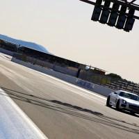 Mercedes SLS AMG Black Series driven at Paul Ricard Circuit