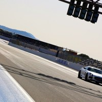 Mercedes SLS AMG Black Series driven at Paul Ricard Circuit