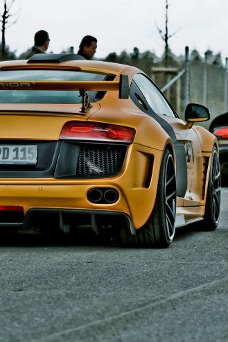 audi_r8_prior_design_yellow