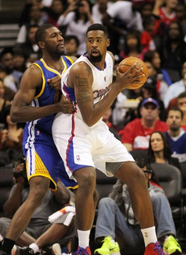 Center DeAndre Jordan and the Los Angeles Clippers are off to a fast start this season. Photo Credit: Burt Harris/News4usonline.com