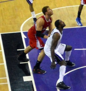 Blake Griffin's 26 points wasn't enough to keep the Clippers from losing to the Sacramento Kings. Photo Credit: Dennis J. Freeman Jr./News4usonline.com