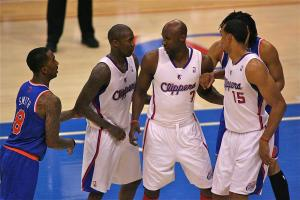 teams like the Los Angeles Clippers are enjoying homecourt advantage so far during the 2013 NBA plyoffs. Photo Caption: Jon Gaede/News4usonline.com