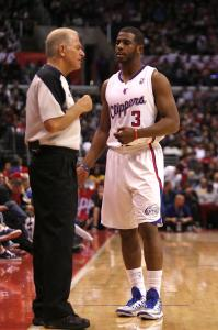 The future of the Los Angeles Clippers depends on what Chris Paul does. Photo Credit: Jon Gaede / News4usonline.com