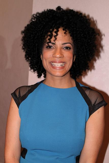 Janine Sherman Barrios is nominated for a NAACP Image Award. Photo: Dennis J. Freeman