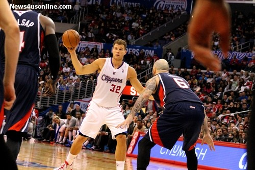 This postseason might be Blake Griffin's coming out party. Photo Credit: Dennis J. Freeman/News4usonline.com