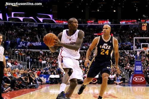 Jamal Crawford nabs his second NBA Sixth Man Award. Photo Credit: Dennis J. Freeman/News4usonline.com