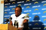 Wide receiver Eddie Royal was the star in the San Diego Chargers' 33-14 win at Qualcomm Stadium on Sunday, Sept. 28. Photo Credit: Dennis J. Freeman/News4usonline.com