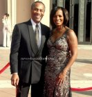 """Scandal"" actor Joe Morton with actress Vanessa Bell Calloway at the 42nd NAACP Image Awards. Photo Credit: Dennis J. Freeman/News4usonline.com"