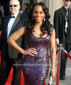 "Anika Noni Rose was part of the ""For Colored Girls"" cast that won an NAACP Image Award for Outstanding Motion Picture. Photo Credit: Dennis J. Freeman/News4usonline.com"