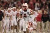 Nebraska running back Ameer Abdullah on the move. Photo Credit: jevone Moore/News4usonline.com