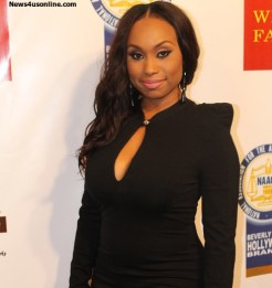 Young and the Restless star Angell Conwell. Photo Credit: Corey Cofield/News4usonline.com