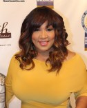 Kym Whitley, the host of the 2014 NAACP Theatre Awards, shows off her lovely smile. Photo Credit: Corey Cofield/News4usonline.com