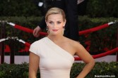 Reece Witherspoon wows the red carpet crowd at the 21st SAG Awards at the Los Angeles Shrine Exposition Center on Sunday, Jan. 25, 2015. Photo by Dennis J. Freeman/News4usonline.com