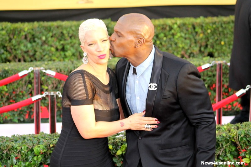 SAG Awards-Terry Crews