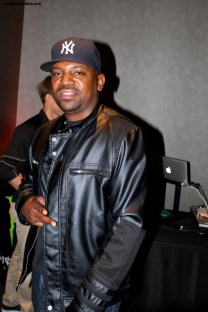 Actor Mekhi Phifer attends the GBK Golden Globes Gift Lounge at the W Hotel. Photo by Dennis J. Freeman/News4usonline.com