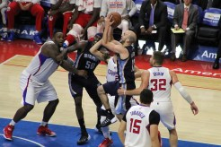 Even without three of its starters, Memphis still gave the Clippers fits. Photo Credit: Dennis J. Freeman/News4usonline.com