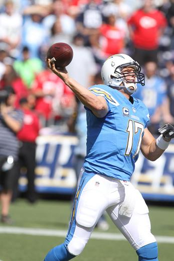 Philip Rivers has been the cornerstone for the San Diego Chargers for years. Photo Credit: Kevin Reece/News4usonline.com