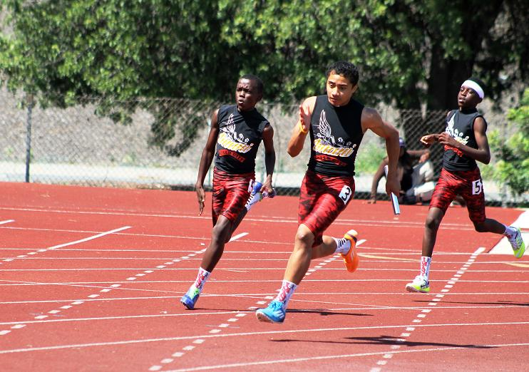 Compton's speedsters succeed the Imani way