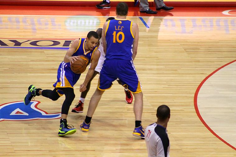 Golden State Warriors guard Steph Curry has not only won over his teammates, but he has endeared a lot of basketball fans as well during his five seasons in the NBA. Photo by Dennis J. Freeman/News4usonline.com