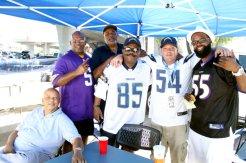 The Old Skool Crew at their best! Photo by Dennis J. Freeman/News4usonline.com