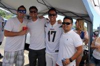 The men from the LPL Crew take a photo. Photo by Dennis J. Freeman/News4usonline.com