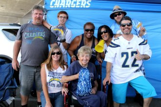 The J2Crew expect the San Diego Chargers to have a big year this season. Photo By Dennis J. Freeman/News4usonline.com