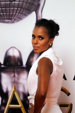 Actress Kerry Washington. Photo by Dennis J. Freeman/News4usonline.com