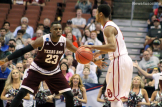 Texas A & M had a rough time slowing down the Oklahoma Sooners in the Sweet 16.
