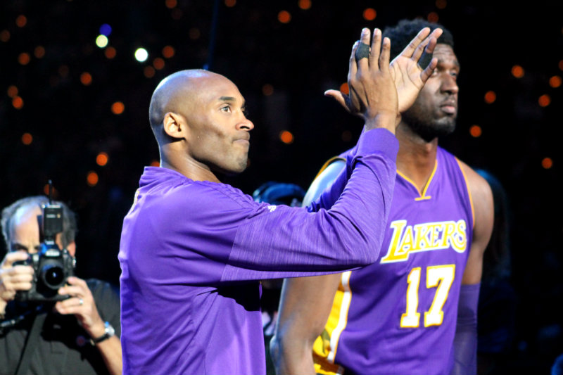 best website 5834b 617c5 Kobe Bryant shows why he is king of LA | News4usonline.com
