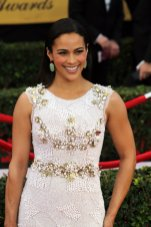 Actress Paula Patton at the 2015 Screen Actors Guild Award. Photo by Dennis J. Freeman/News4usonline.com