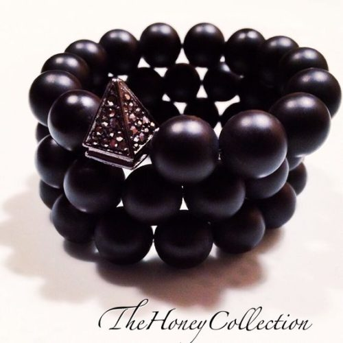 """Jewelry from """"The Honey Collection Jewelry"""" line. Photo courtesy of The Honey Collection Jewelry"""