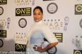 Black-ish syar Tracee Ellis Ross hit the red carpet of the NAACP Image Awards Nominees Luncheon in white on Saturday, Jan. 28, 2017. Photo by Dennis J. Freeman/News4usonline.com