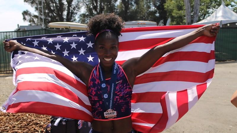 Crouser, Bartoletta rule USATF national championships